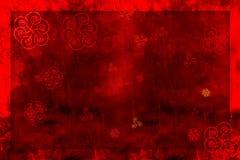 κόκκινο ανασκόπησης Στοκ Φωτογραφίες