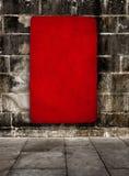 κόκκινο ανασκόπησης grunge Στοκ εικόνα με δικαίωμα ελεύθερης χρήσης
