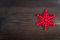 Κόκκινο αστέρι Στοκ εικόνες με δικαίωμα ελεύθερης χρήσης