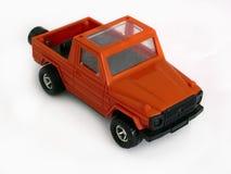 Κόκκινο αυτοκίνητο Στοκ Εικόνες
