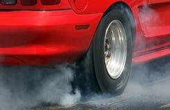 κόκκινο αυτοκινήτων Στοκ φωτογραφίες με δικαίωμα ελεύθερης χρήσης