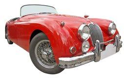 κόκκινο αυτοκινήτων στοκ εικόνα