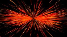 Κόκκινο αφηρημένο υπόβαθρο που παράγεται από έναν υπολογιστή στοκ φωτογραφίες με δικαίωμα ελεύθερης χρήσης