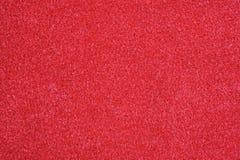 κόκκινο βελούδο Στοκ φωτογραφία με δικαίωμα ελεύθερης χρήσης