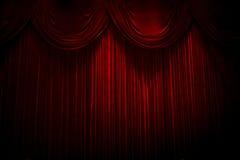 κόκκινο βελούδο Στοκ Εικόνα