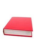 κόκκινο βιβλίων Στοκ φωτογραφία με δικαίωμα ελεύθερης χρήσης