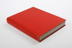 κόκκινο βιβλίων Στοκ φωτογραφίες με δικαίωμα ελεύθερης χρήσης