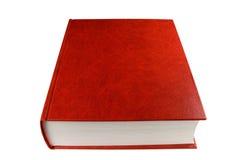 κόκκινο βιβλίων στοκ φωτογραφία