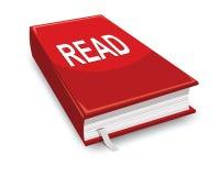 Κόκκινο βιβλίο Στοκ εικόνες με δικαίωμα ελεύθερης χρήσης