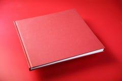 Κόκκινο βιβλίο Στοκ φωτογραφία με δικαίωμα ελεύθερης χρήσης