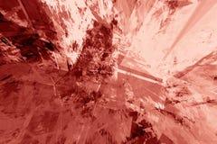 κόκκινο βραχιόνων grunge απεικόνιση αποθεμάτων