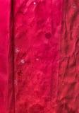 Κόκκινο βρώμικο έγγραφο Στοκ Εικόνες