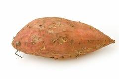 κόκκινο γλυκό πατατών Στοκ φωτογραφία με δικαίωμα ελεύθερης χρήσης