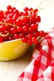 κόκκινο γλυκό σταφίδων Στοκ Εικόνες