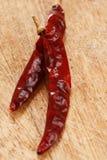 κόκκινο δάσος πιπεριών τσίλι καυτό παλαιό Στοκ φωτογραφία με δικαίωμα ελεύθερης χρήσης