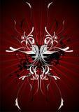 κόκκινο διάνυσμα σχεδίο&ups διανυσματική απεικόνιση