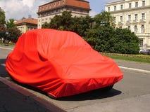 κόκκινο δώρων Στοκ εικόνες με δικαίωμα ελεύθερης χρήσης