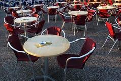 κόκκινο εδρών Στοκ φωτογραφίες με δικαίωμα ελεύθερης χρήσης