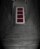 κόκκινο ελπίδας Στοκ φωτογραφίες με δικαίωμα ελεύθερης χρήσης