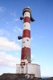 κόκκινο λευκό φάρων Στοκ Εικόνα