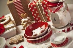 κόκκινο λευκό Στοκ Φωτογραφίες
