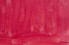 κόκκινο ελαιοχρωμάτων α&nu Στοκ φωτογραφία με δικαίωμα ελεύθερης χρήσης