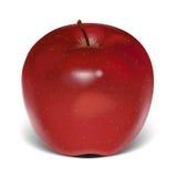 Κόκκινο διάνυσμα της Apple απεικόνιση αποθεμάτων