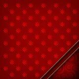 Κόκκινο διαμορφωμένο υπόβαθρο απεικόνιση αποθεμάτων