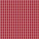 Κόκκινο και άσπρο τετραγωνικό υπόβαθρο σχεδίων πλέγματος πλέκοντας Στοκ φωτογραφία με δικαίωμα ελεύθερης χρήσης