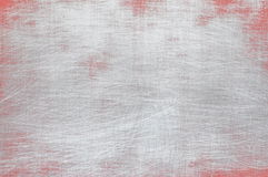 Κόκκινο και γκρίζο υπόβαθρο μετάλλων Στοκ Εικόνα