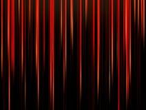 Κόκκινο και μαύρο αφηρημένο υπόβαθρο λωρίδων στοκ φωτογραφία