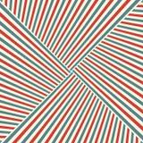 Κόκκινο και μπλε διαγώνιο σχέδιο λωρίδων Ευθυγραμμισμένο γεωμετρικό υπόβαθρο Μοτίβο λουρίδων Ταπετσαρία κτυπημάτων Στοκ Εικόνες