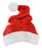 Κόκκινο καπέλο Άγιου Βασίλη Στοκ Εικόνες