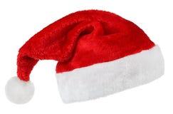 Κόκκινο καπέλο Άγιου Βασίλη στοκ εικόνα
