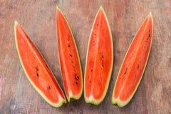 κόκκινο καρπούζι στοκ εικόνα με δικαίωμα ελεύθερης χρήσης