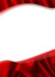 κόκκινο καρτών διανυσματική απεικόνιση