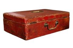 Κόκκινο κιβώτιο Στοκ φωτογραφία με δικαίωμα ελεύθερης χρήσης