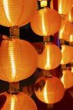Κόκκινο κινεζικό φανάρι Στοκ εικόνες με δικαίωμα ελεύθερης χρήσης