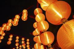 Κόκκινο κινεζικό φανάρι Στοκ Εικόνα