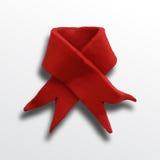 Κόκκινο κορδελλών απεικόνιση αποθεμάτων