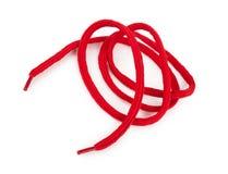 Κόκκινο κορδόνι Στοκ Φωτογραφίες