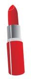 κόκκινο κραγιόν Στοκ εικόνες με δικαίωμα ελεύθερης χρήσης