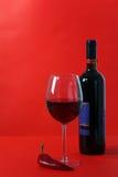κόκκινο κρασί ανασκόπησης Στοκ φωτογραφία με δικαίωμα ελεύθερης χρήσης