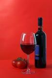 κόκκινο κρασί ανασκόπησης Στοκ εικόνες με δικαίωμα ελεύθερης χρήσης