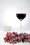 Κόκκινο κρασί ποτών στοκ εικόνες με δικαίωμα ελεύθερης χρήσης