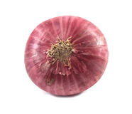 Κόκκινο κρεμμύδι στοκ εικόνα