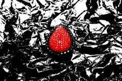 Κόκκινο κόσμημα Στοκ εικόνες με δικαίωμα ελεύθερης χρήσης