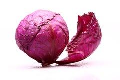 κόκκινο λάχανων Στοκ εικόνα με δικαίωμα ελεύθερης χρήσης