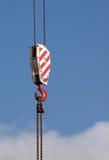 κόκκινο λευκό αγκιστριώ&n Στοκ εικόνα με δικαίωμα ελεύθερης χρήσης