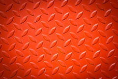Κόκκινο μέταλλο. στοκ εικόνα